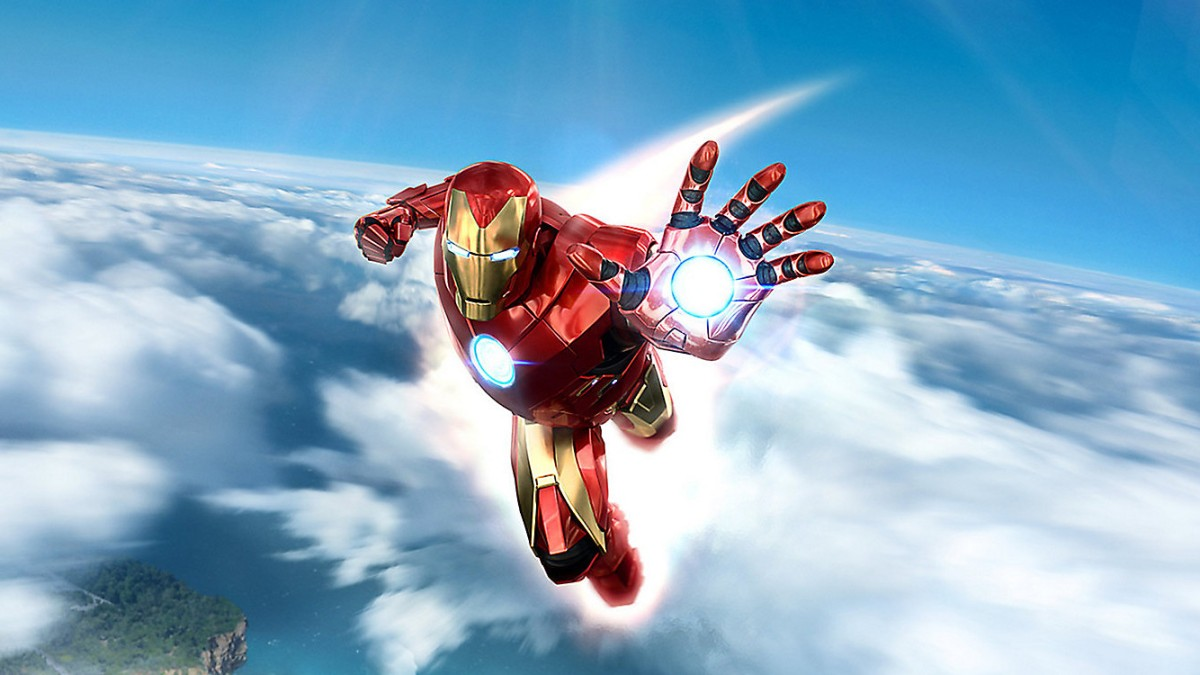 Marvel's Iron Man VR bundle