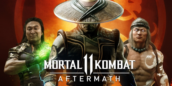 Mortal Kombat 11 Aftermath RoboCop