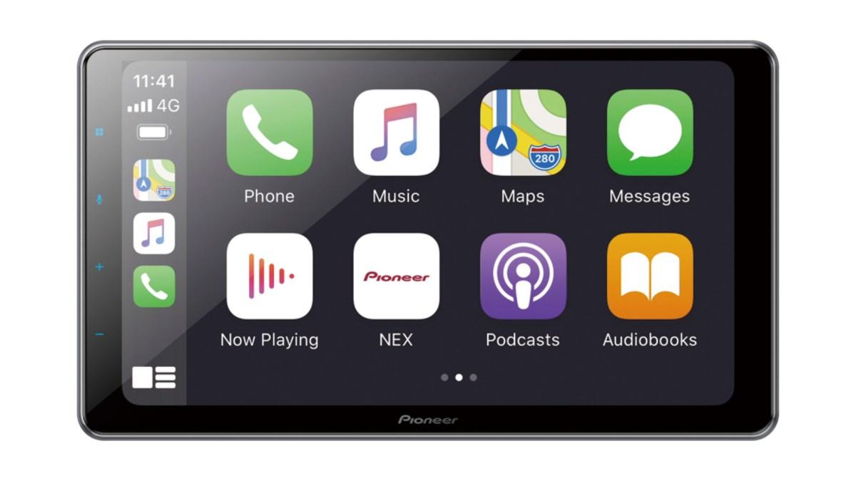 Pioneer Wireless CarPlay