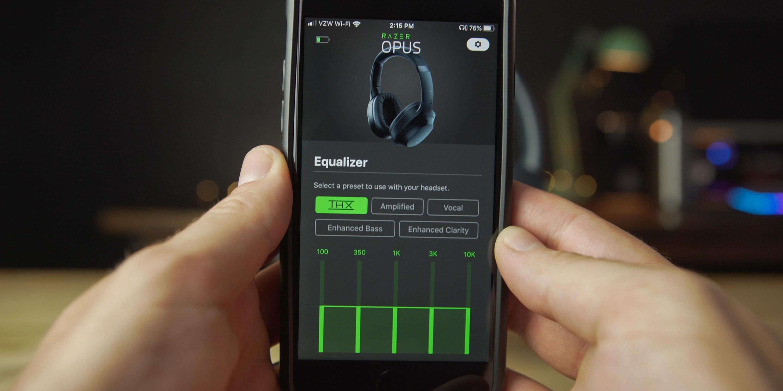 Razer Opus App