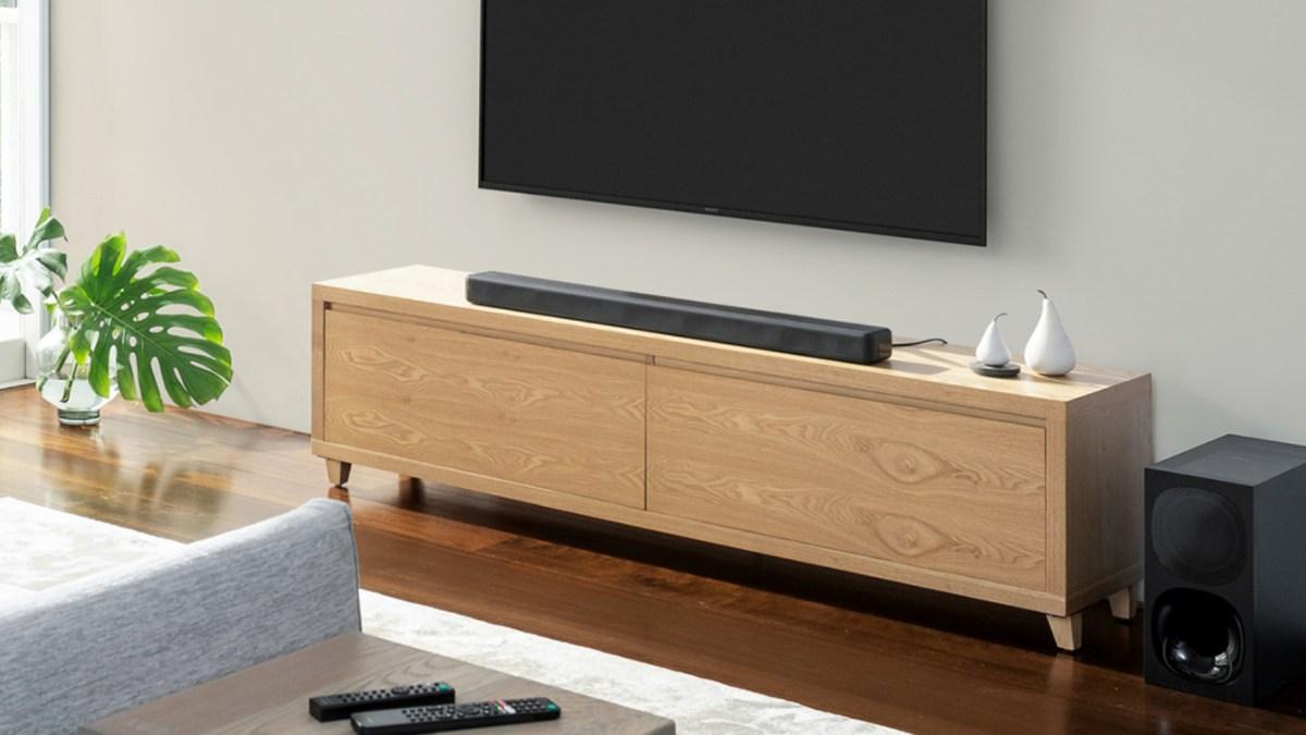 Sony Dolby Atmos Soundbar