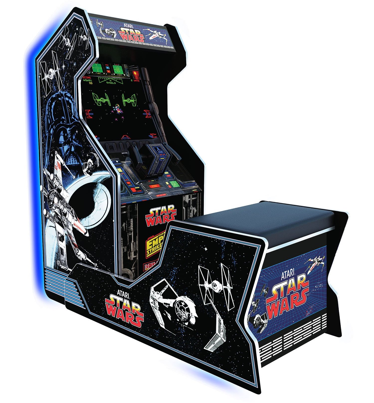 Best Star Wars arcade machine now on sale