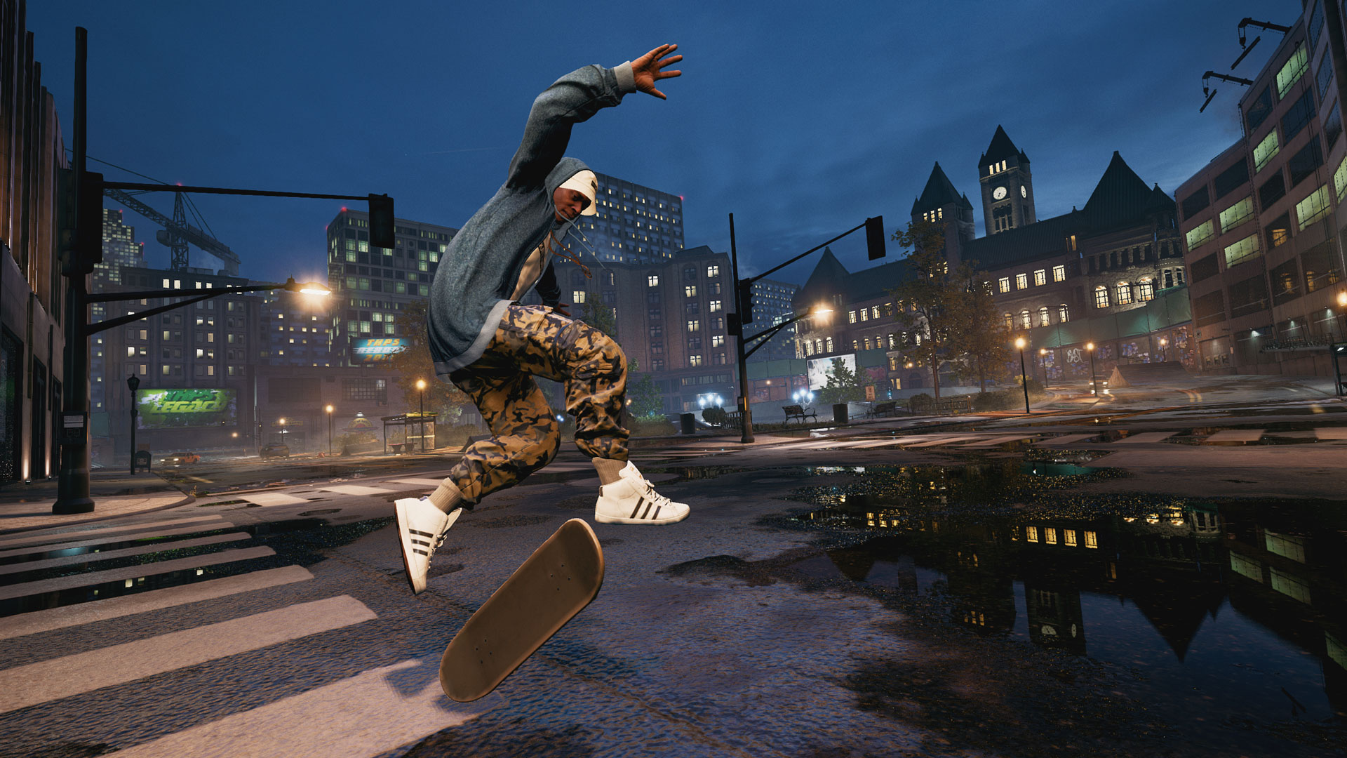 Tony Hawk's Pro Skater 1 and 2 is back