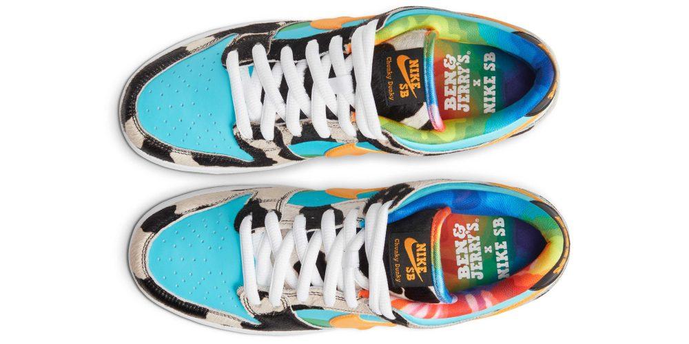 Inside Nike Ben Jerrys low