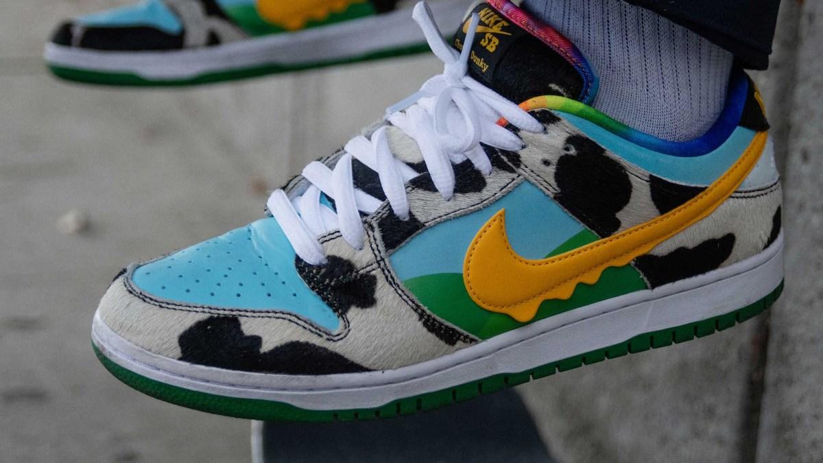 Nike SB Ben Jerry's