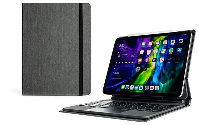 Pad & Quill linen iPad Pro cases Copertina