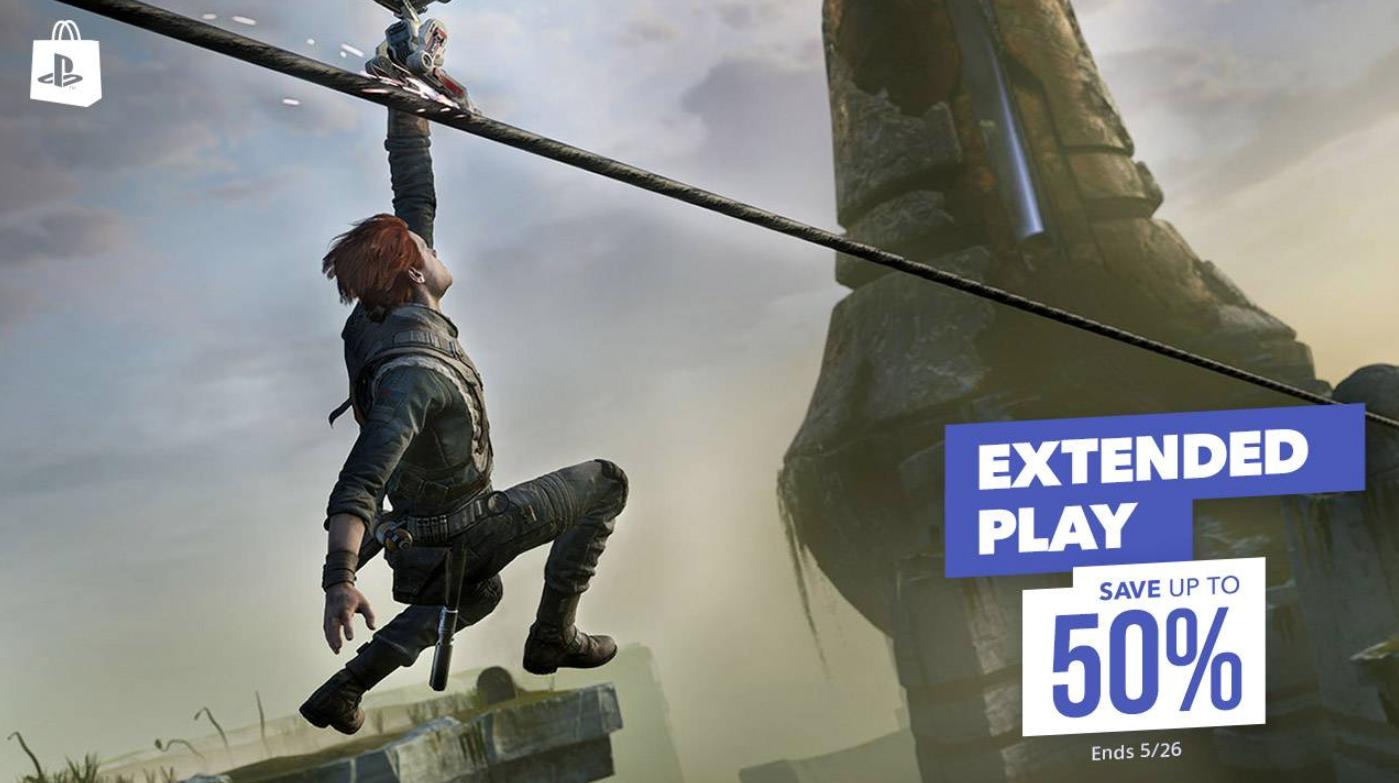 New downloadable game sale via PSN