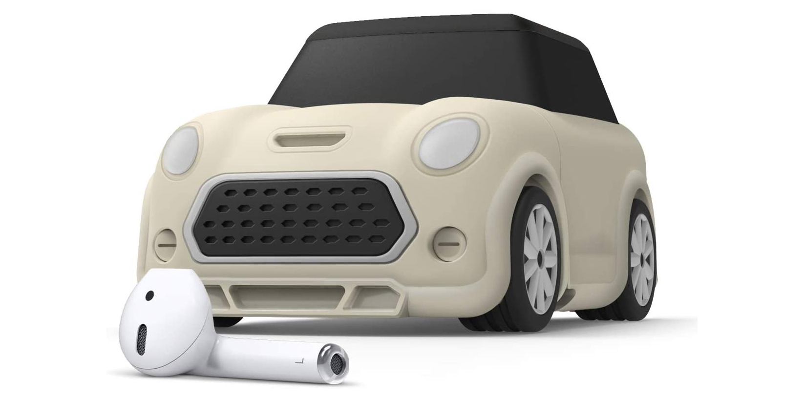 elago intros new AirPods case made to look like the iconic Mini car - 9to5Toys
