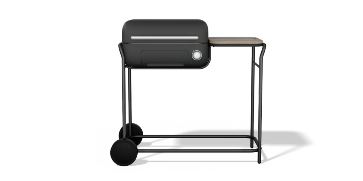 spark charcoal grill