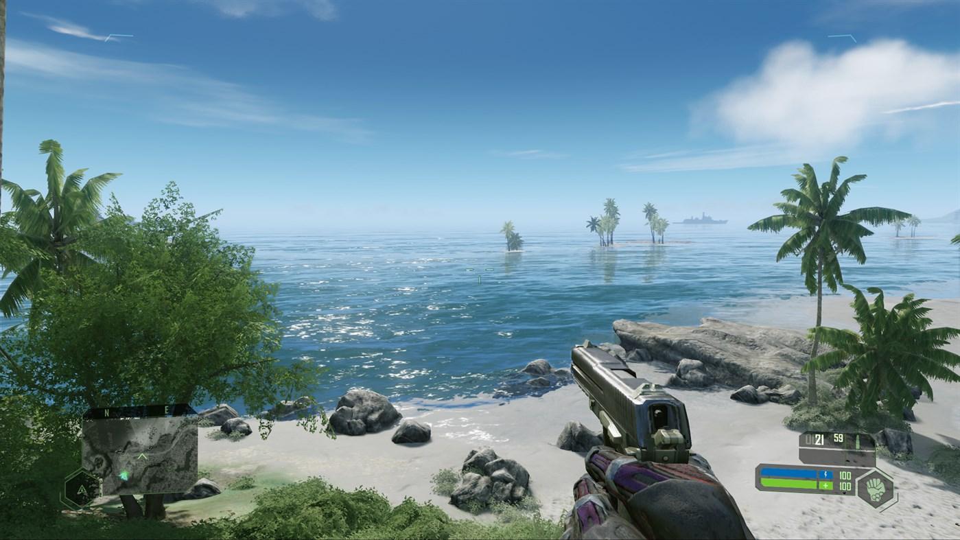 Crysis Remastered leaks