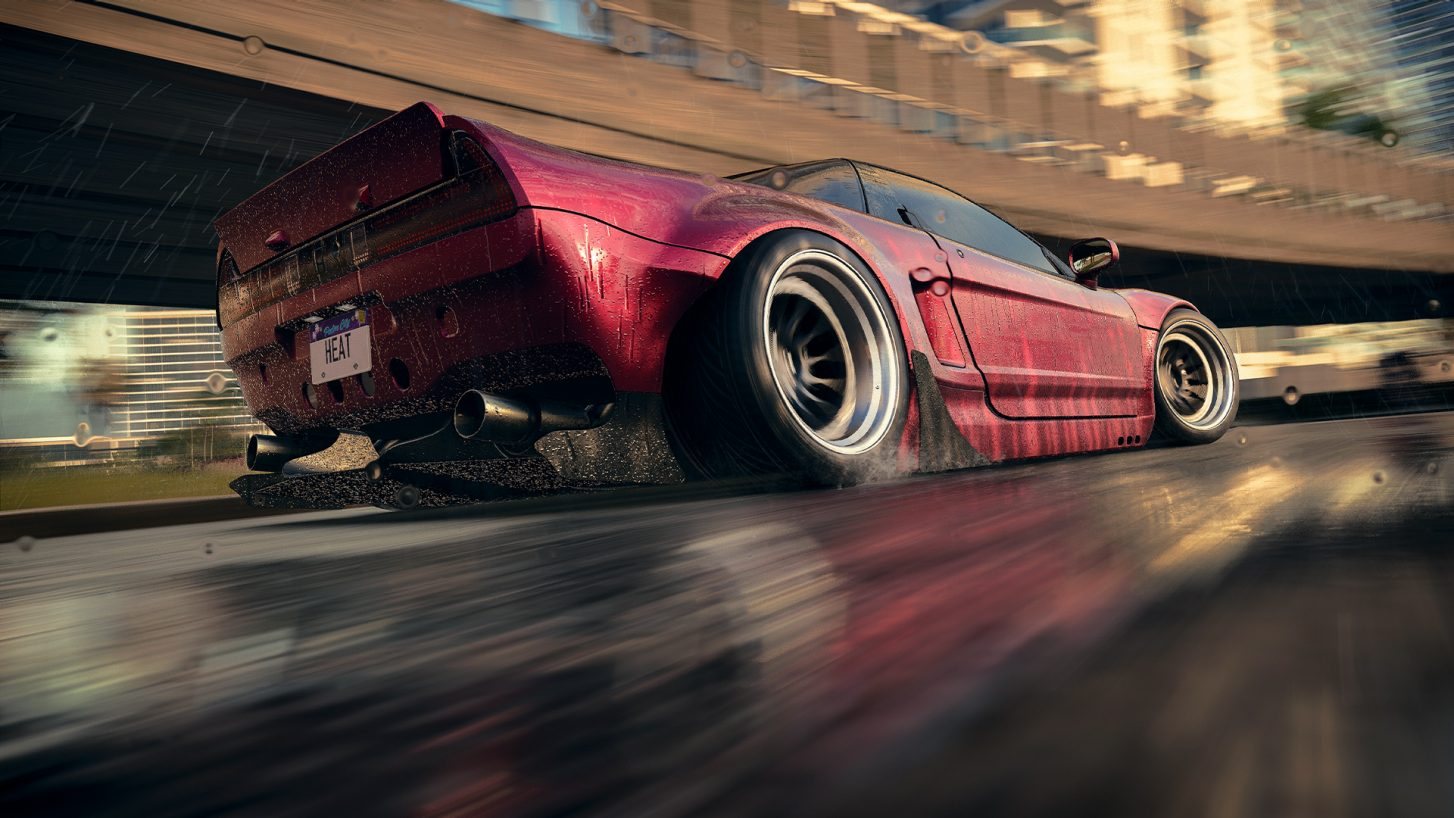 EA cross-play comes to Need for Speed Heat