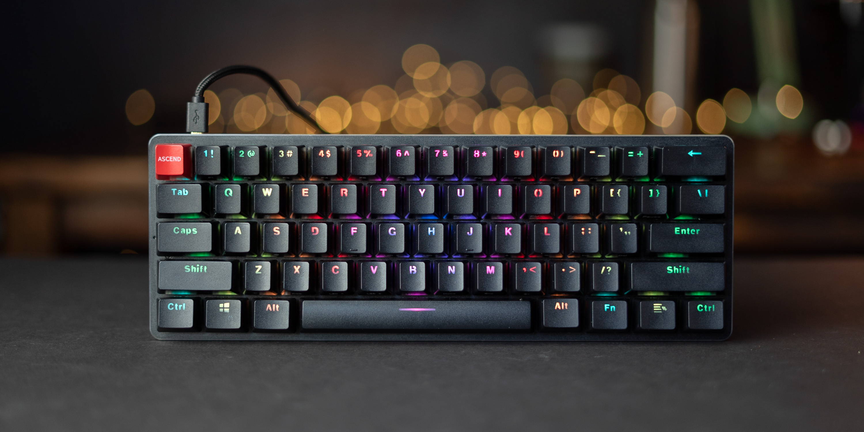 Hands-on with the Glorious GMMK Compact: Affordable custom keyboards
