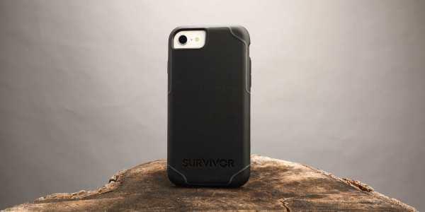 Griffin Survivor iPhone SE case