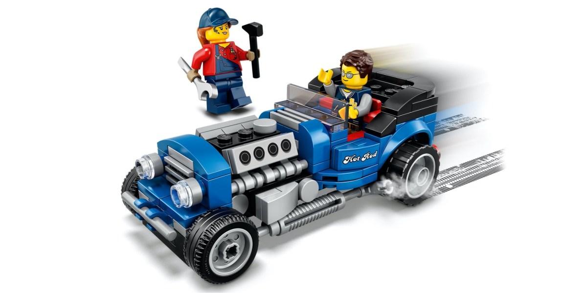 LEGO Hot Rod