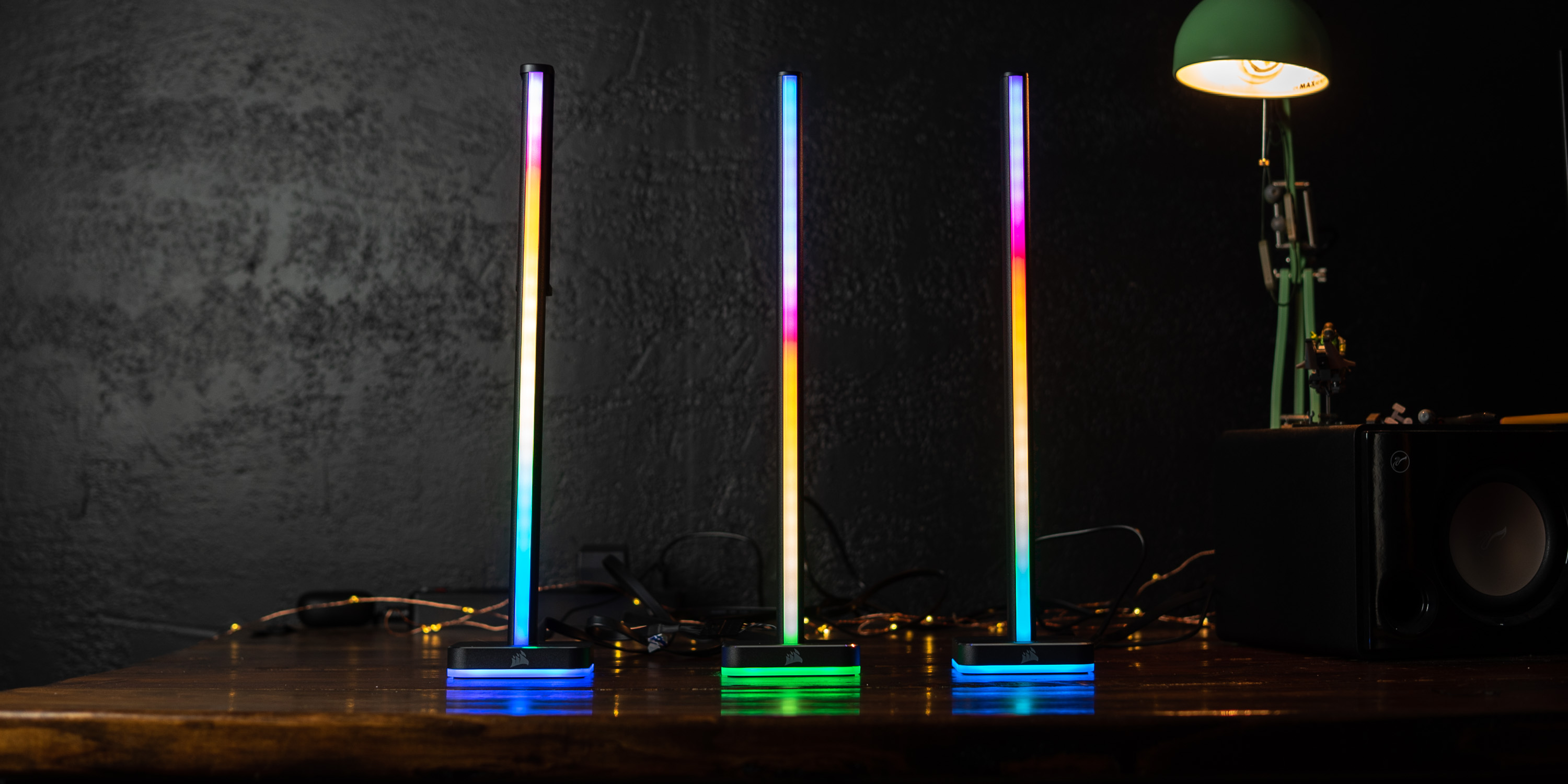 Expansion set for the Corsair LT100 RGB towers