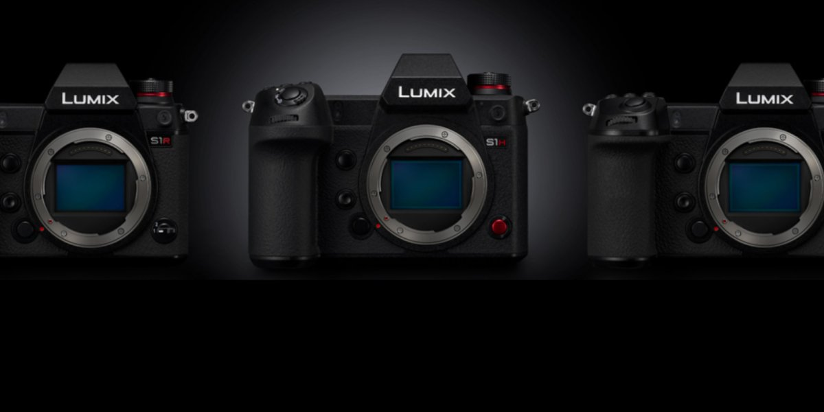 Panasonic LUMIX webcam