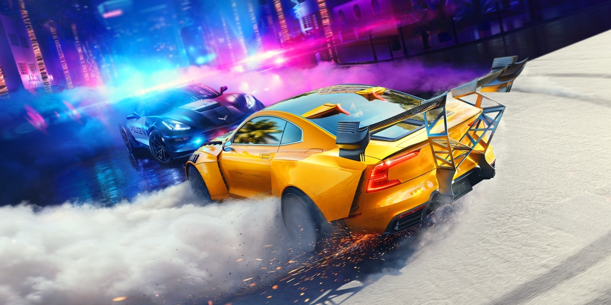 Need for Speed Heat EA cross-play