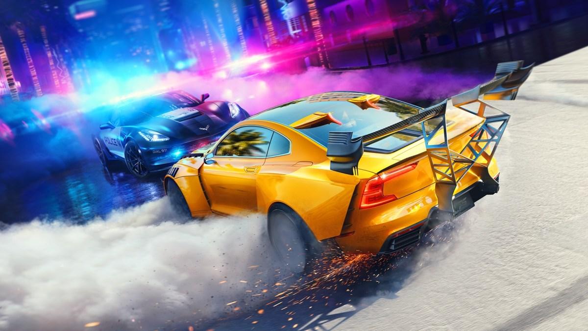 Need for Speed Heat EA cross-play