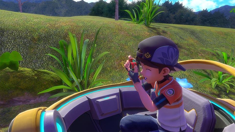 New Pokémon Snap Photodex