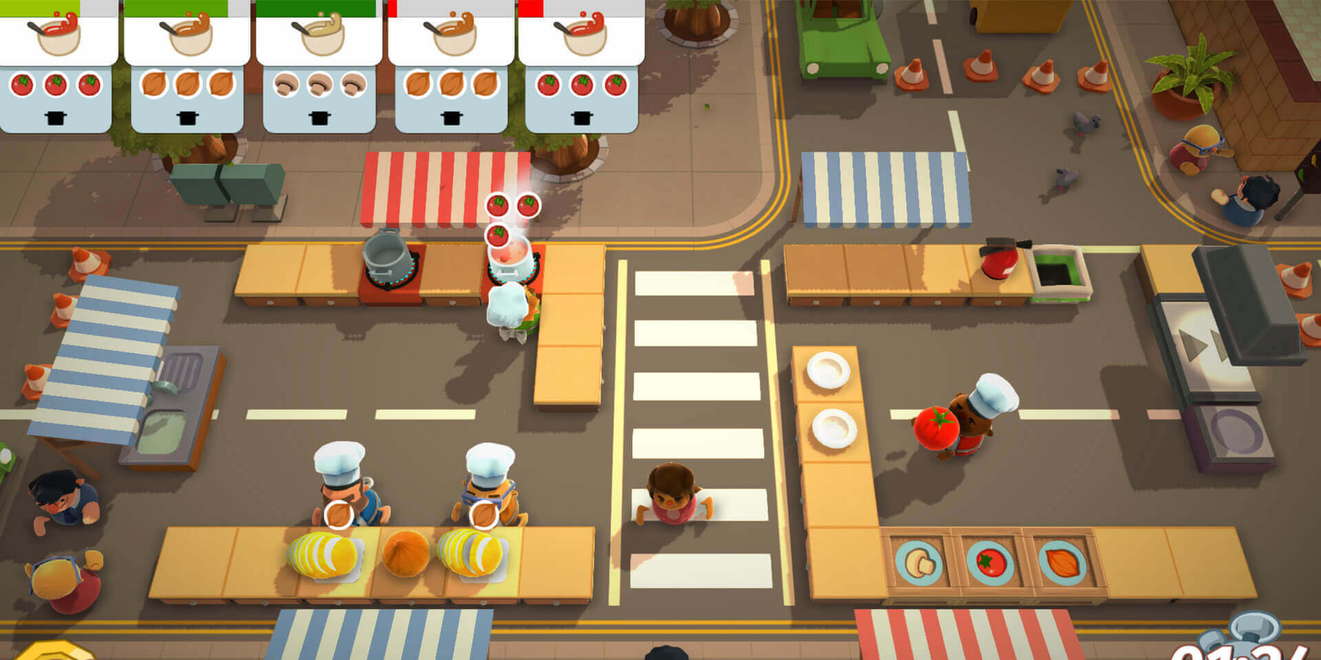 Download Overcooked for FREE at the Epic Games Store ...