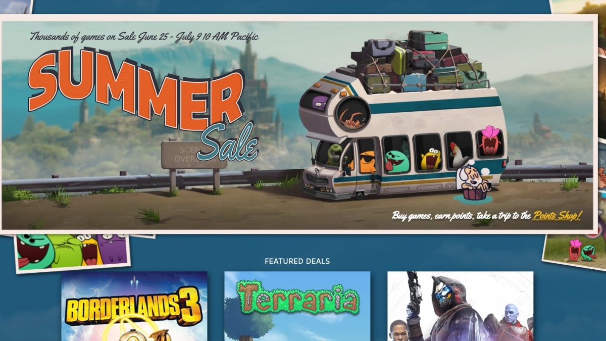 Steam Summer Sale - 2020