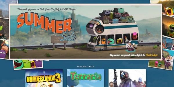 Steam Summer Sale - 2020
