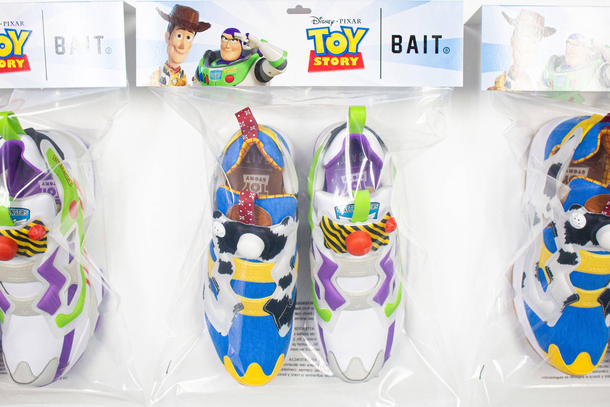 Toy Story Reebok sneakers coming soon