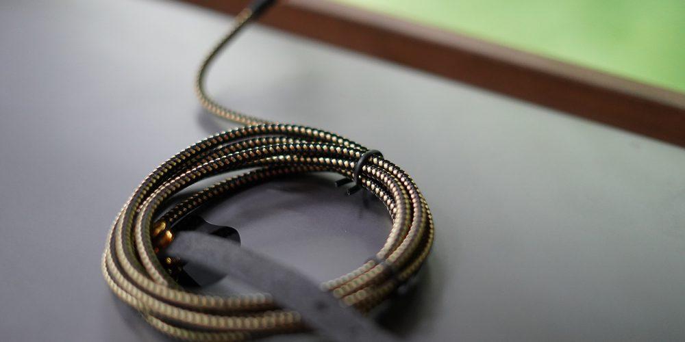 nylon cable macbook