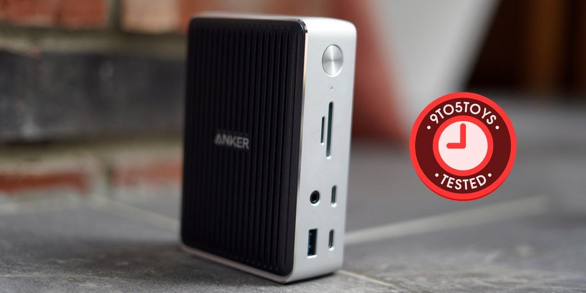 Anker PowerExpand+ Thunderbolt 3 Dock