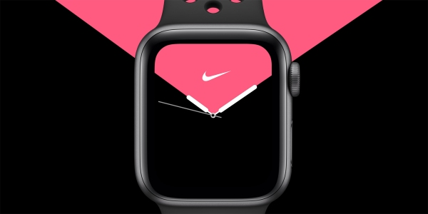 Nike+ apple watch