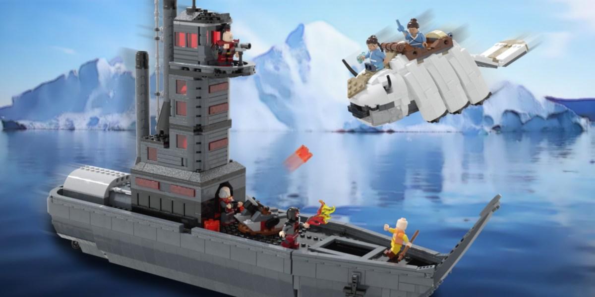 LEGO Avatar