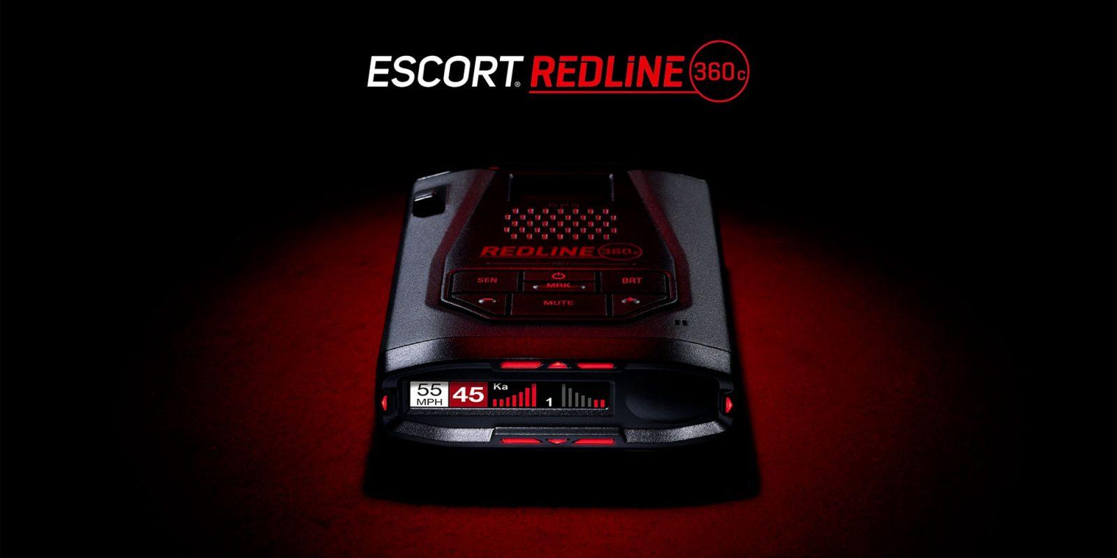 Are Radar Detectors Legal >> ESCORT's latest Redline 360c radar detector offers 2X range - 9to5Toys