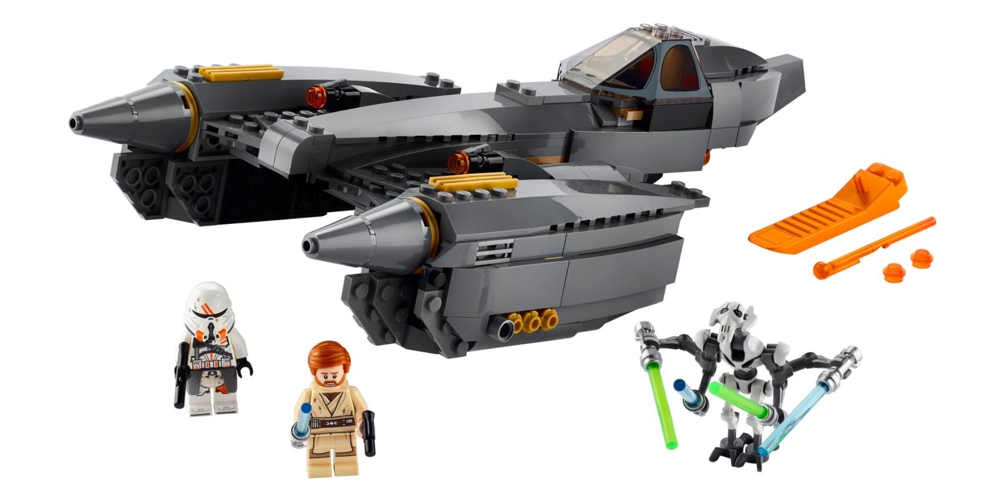 LEGO Star Wars fall