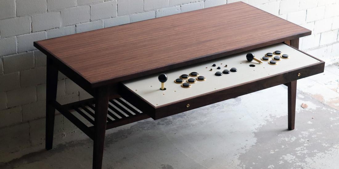 love hulten coffee table