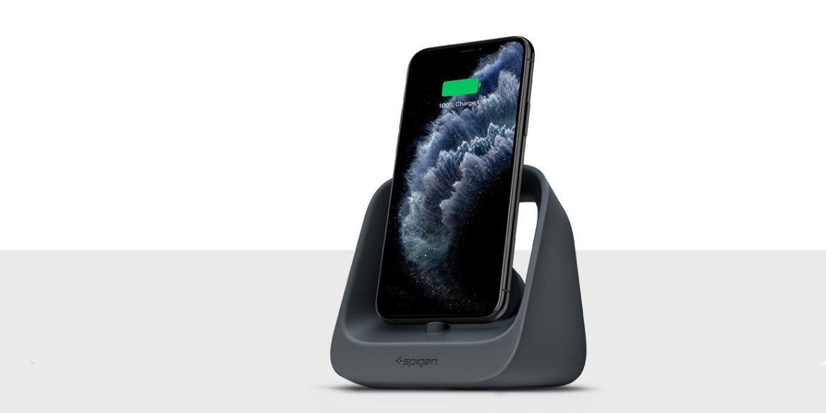 spigen stand all dock