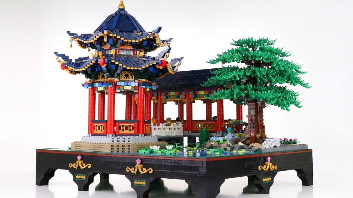 Best LEGO Ideas July