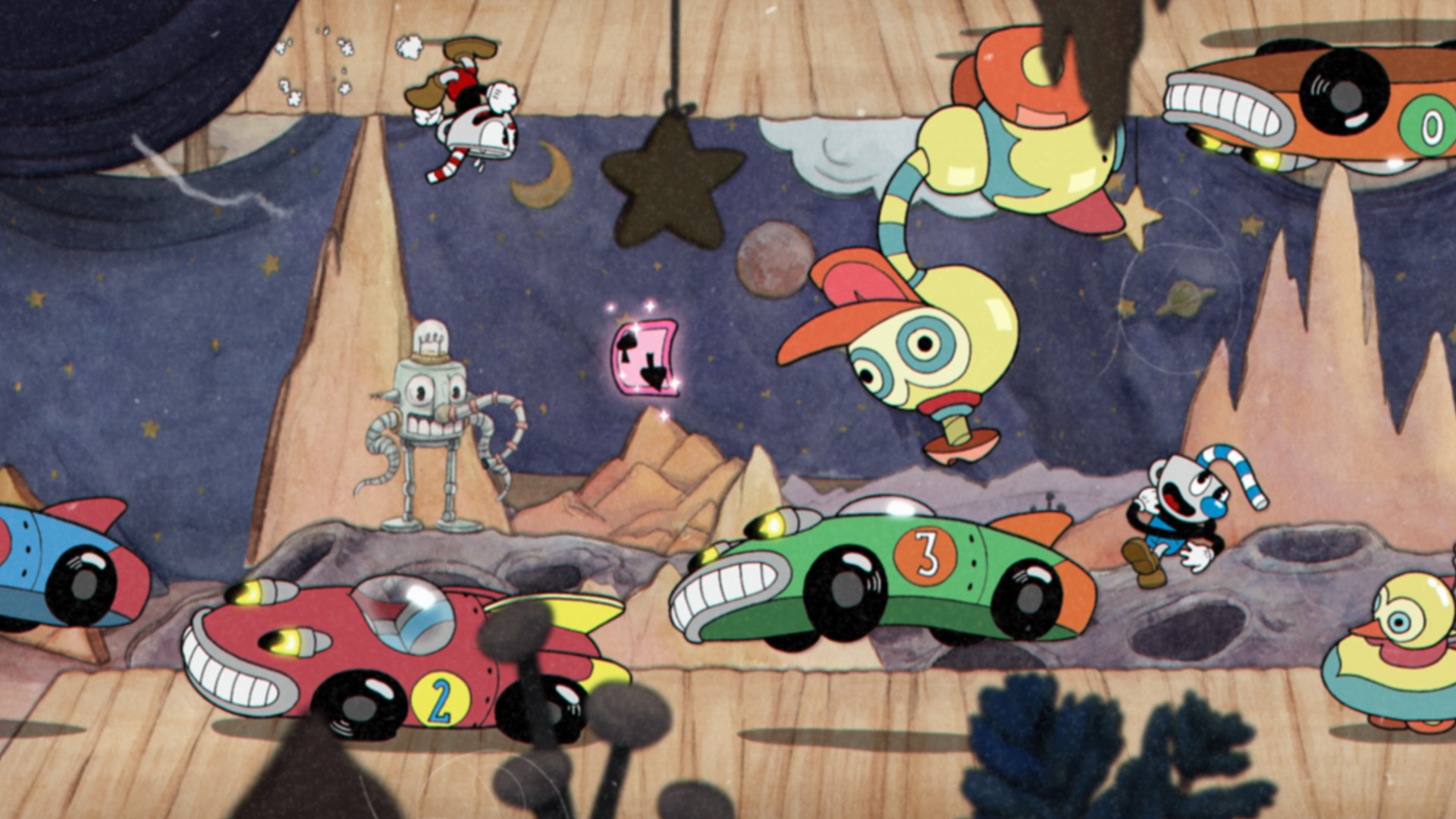 Cuphead for PS4