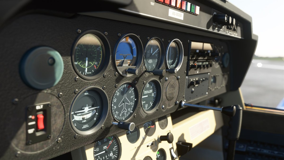 Flight Simulator difficulty