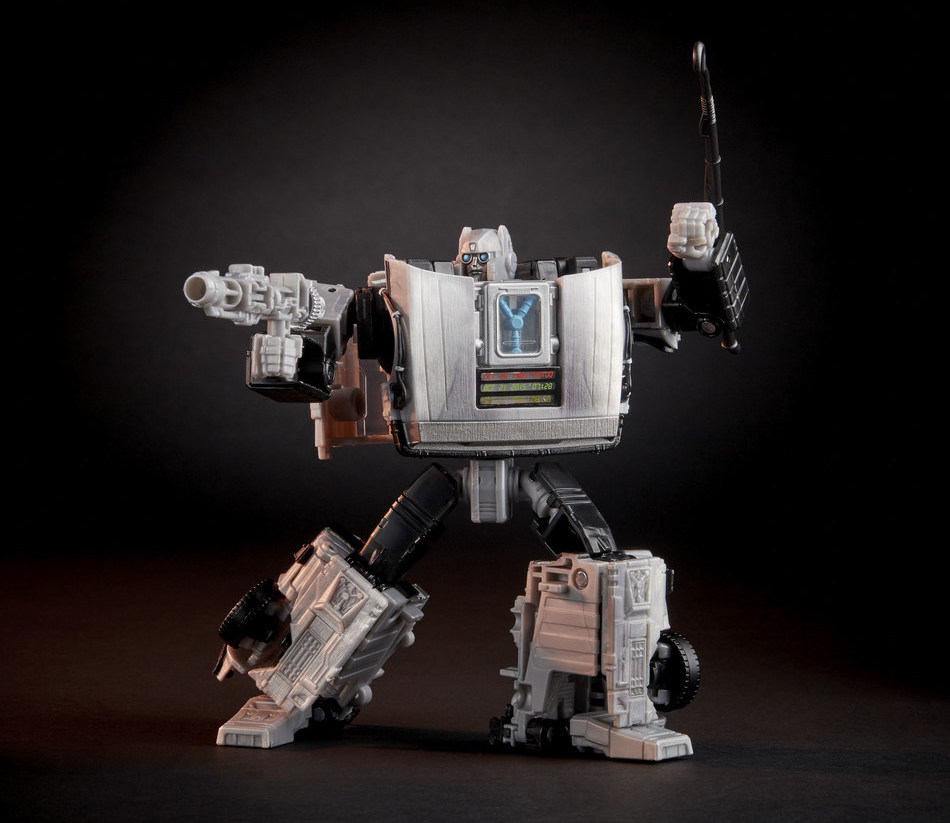 Gigawatt DeLorean Transformers
