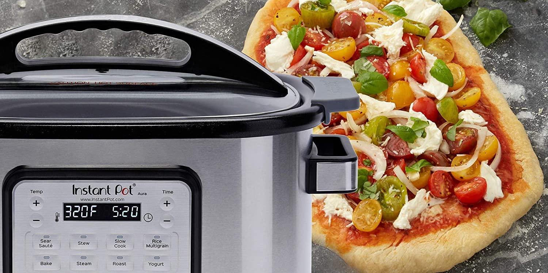 Instant Pot's 6-qt. Aura Slow Multi-Cooker drops to $80 at Amazon (Reg. $130)