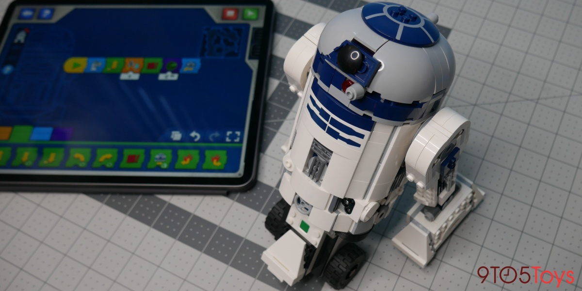 LEGO Droid Commander review