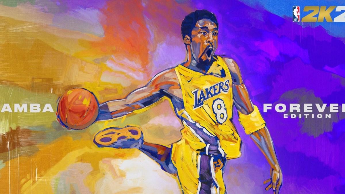 NBA 2K21-Mamba Forever Edition