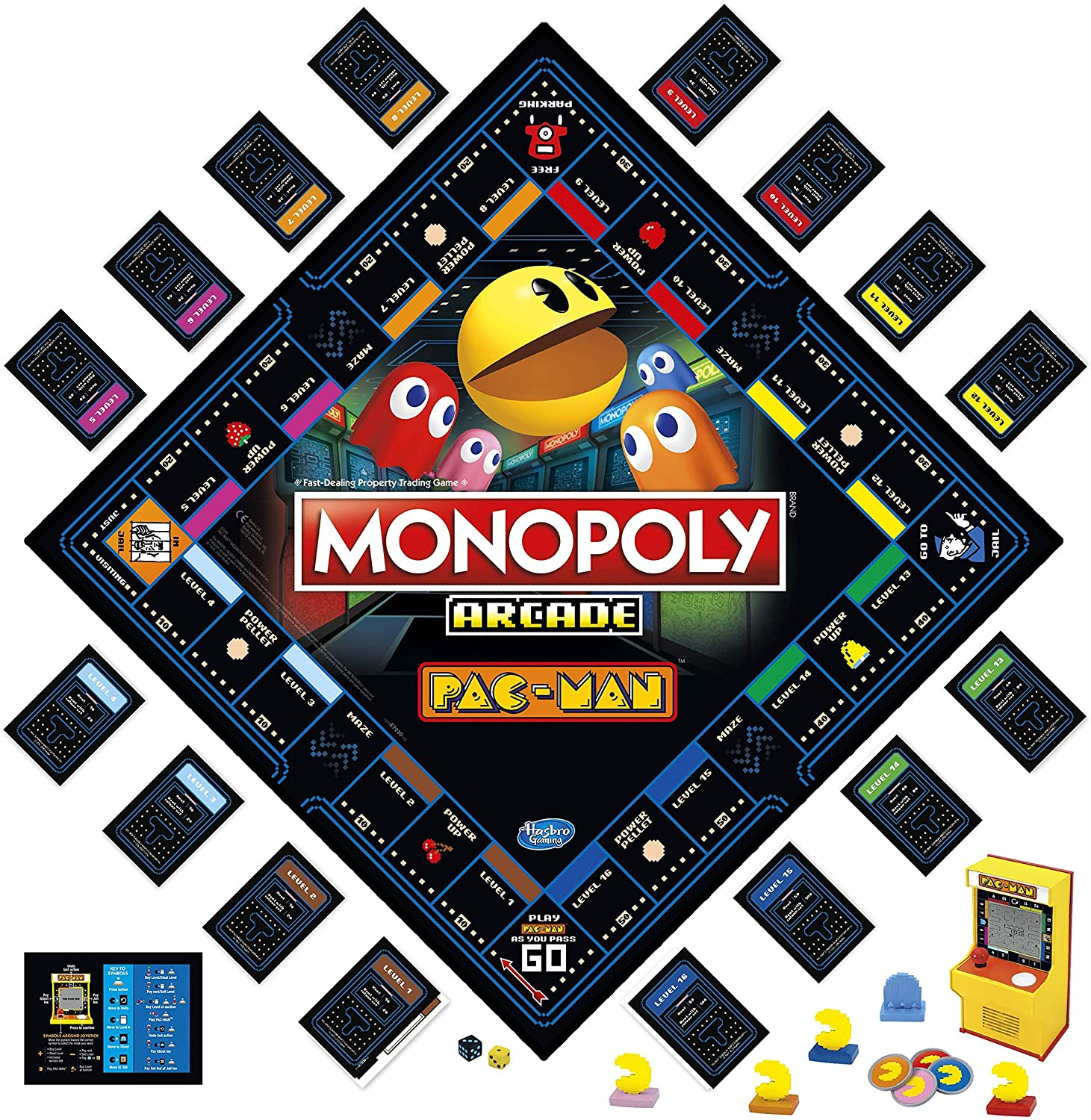 PAC-MAN Monopoly coming soon