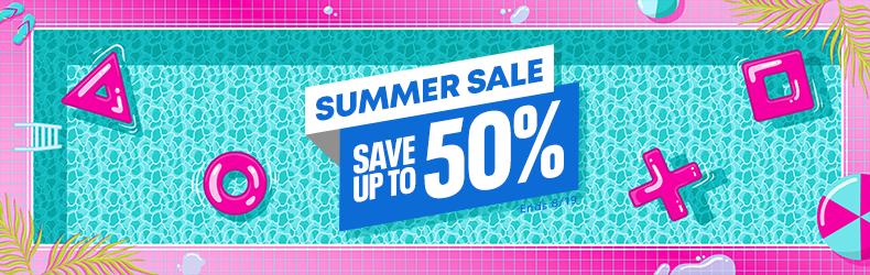 PSN Summer Sale