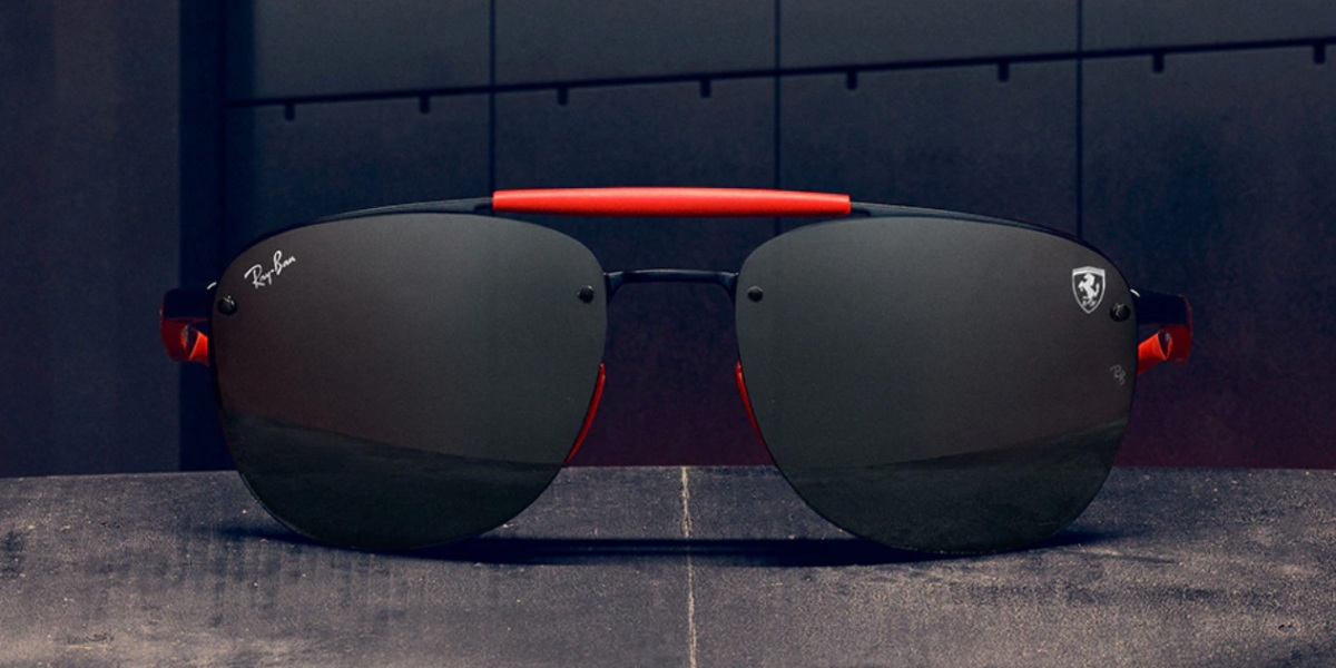 Ray Ban Ferrari Collection Offers Trendy And Stylish Sunglasses 9to5toys