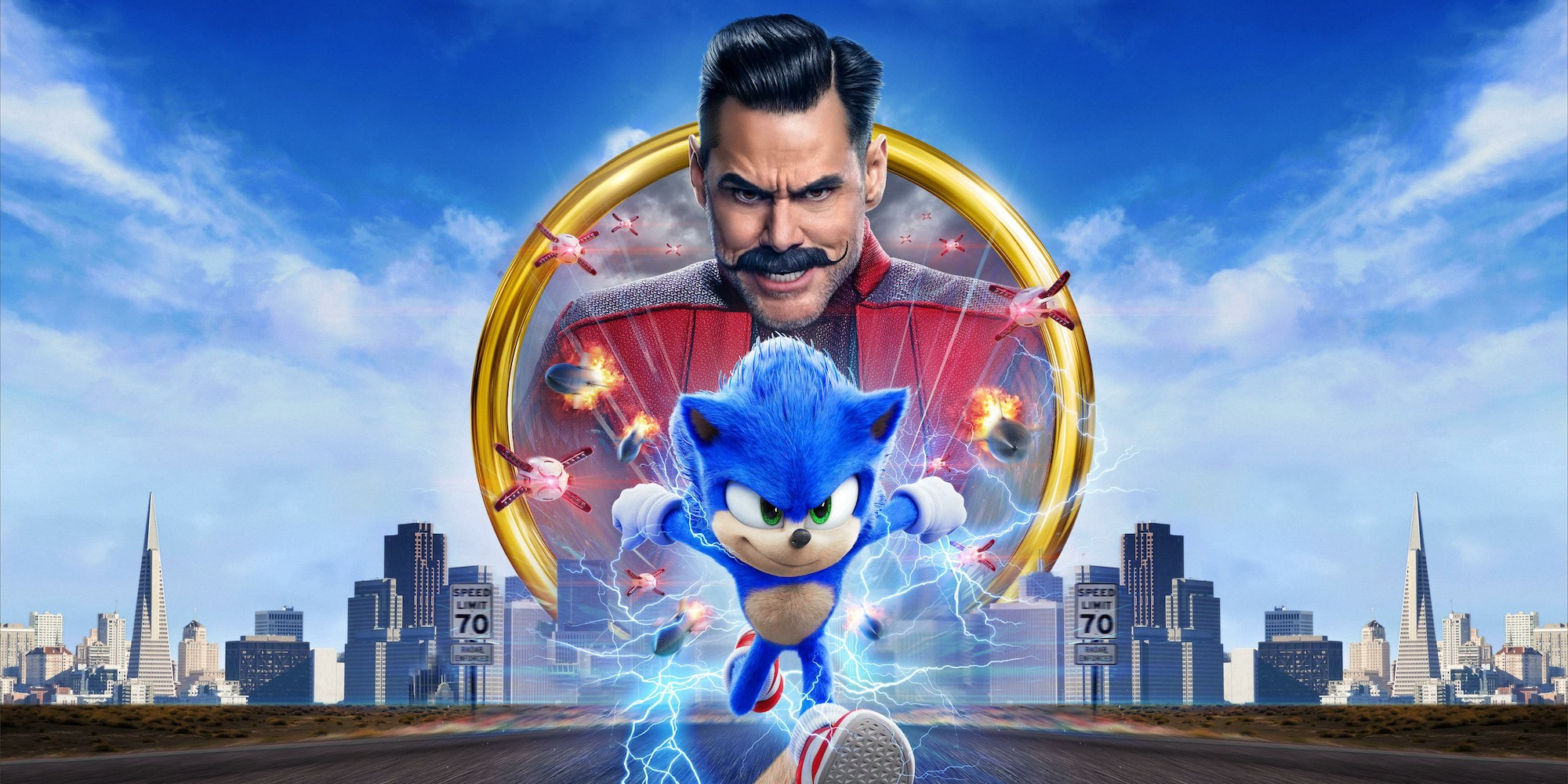 Stream Sonic The Hedgehog for FREE via Amazon or Hulu   20to20Toys