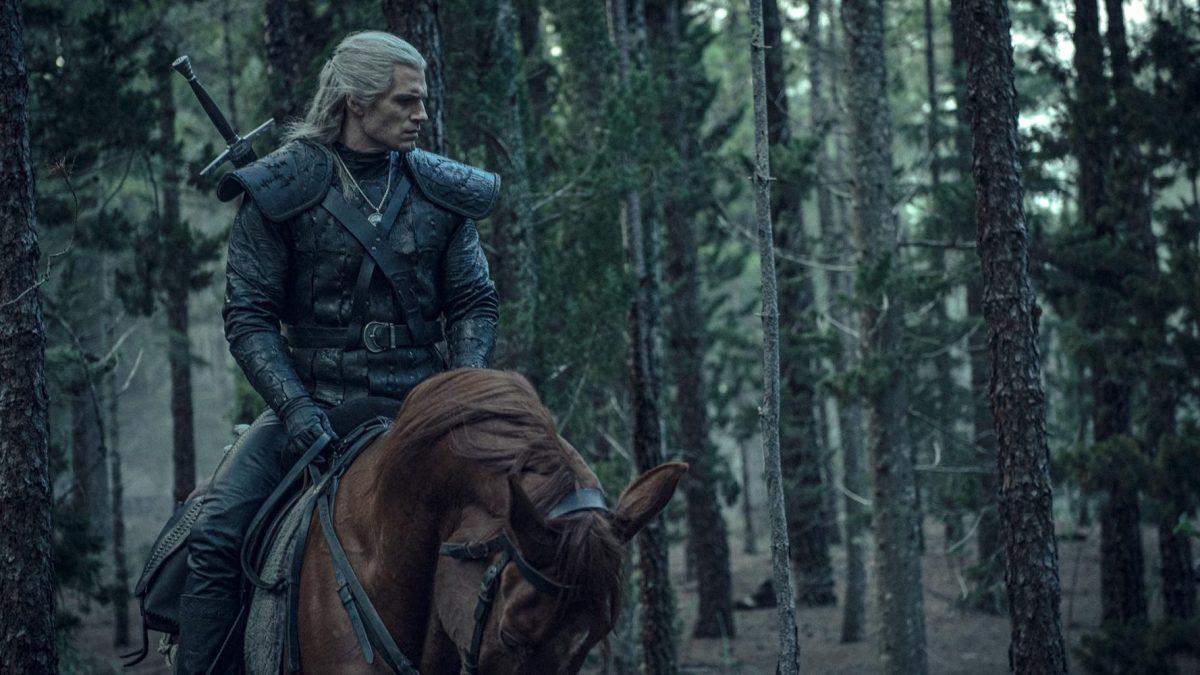 Blood Origin Witcher Netflix series