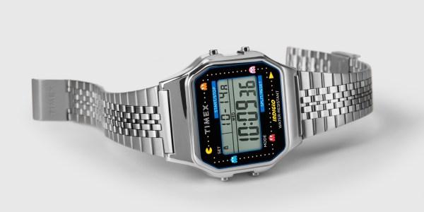 Timex PAC-MAN watch