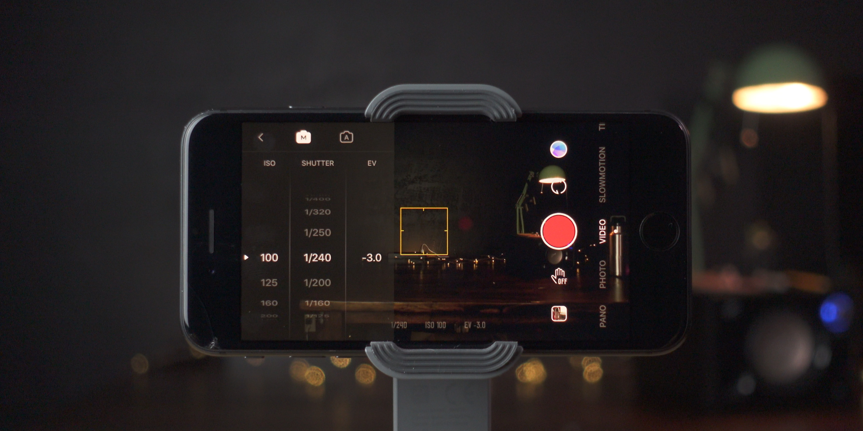 Using the ZY Cami App with the Smooth-X gimbal