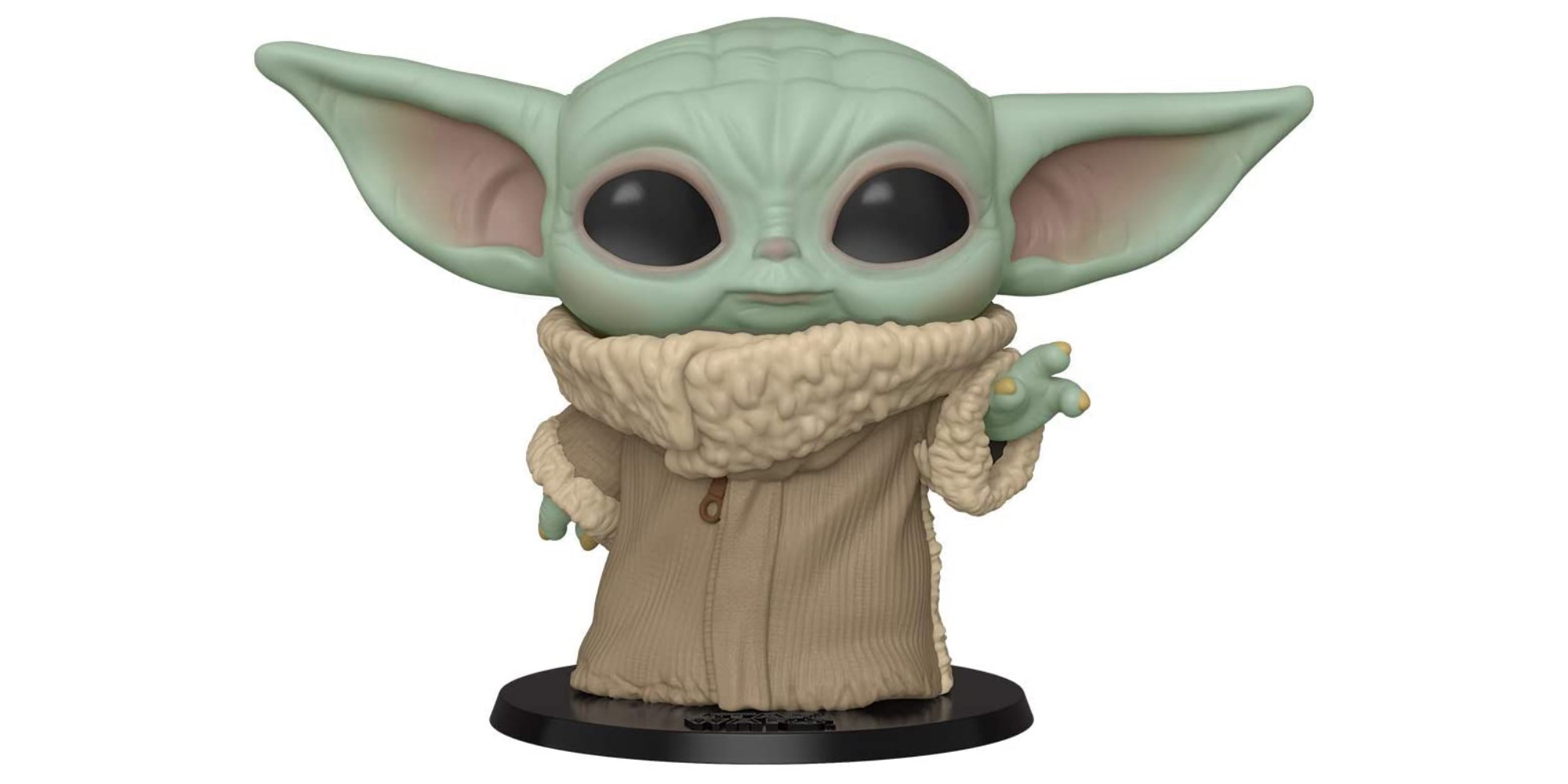 Save on Star Wars Funko Pop! figures: Super Sized Baby Yoda $26, more from $5